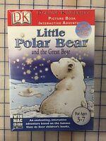 Little Polar Bear And The Great Bear Hybrid Cd-rom Brand Retail Sealed Box