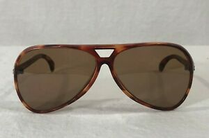 Vintage-Uvex-Germany-Womens-Butterfly-Sunglasses-Tortoise-Shell-Gray-Lenses