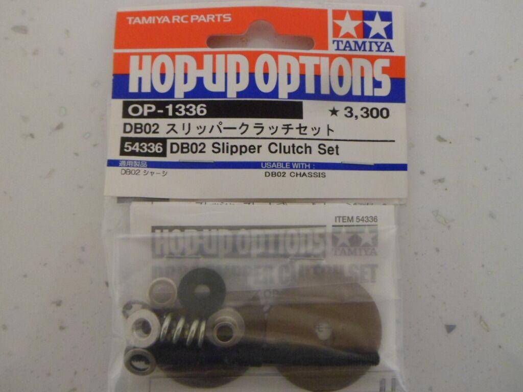 Tamiya 54336 db02 pistone frizione (db-02   leonis) nuovo con scatola