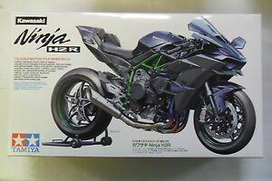 TAMIYA-1-12-KIT-MOTO-DA-COSTRUIRE-MOTORCYCLE-KAWASAKI-NINJA-H2R-ART-14131