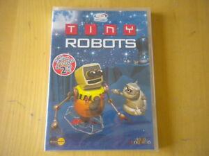 Tiny robots dvd cartoni animati animazione bambini lingua italiano