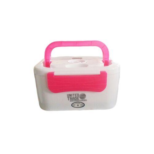 SCALDAVIVANDE SCALDA DOPPIO SCOMPARTO PRANZO ELETTRICO LUNCH BOX 45W 1,25L