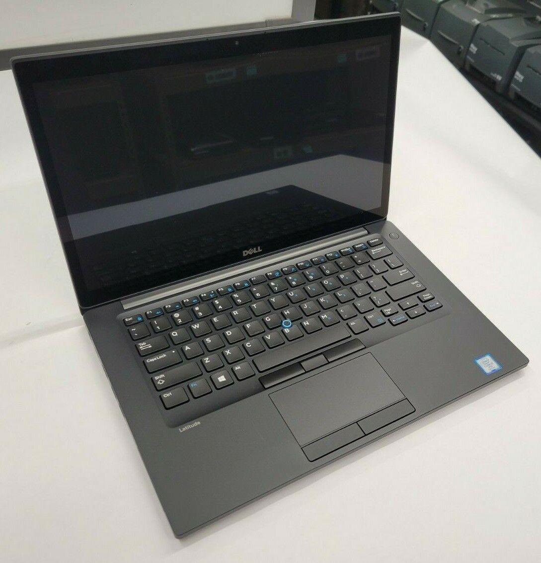 DELL LATITUDE 7480 INTEL i5-7300U 2.6GHz 16GB RAM 512GB SSD WIN 10 LAPTOP [B2]