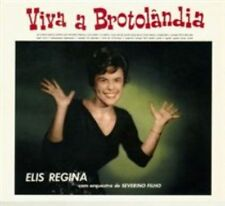 ELIS REGINA - VIVA A BROTOLANDIA/POEMA DE AMOR NEW CD