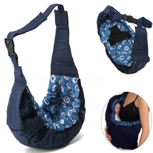 Newborn-Baby-Sling-Carrier-Infant-Ring-Wrap-Soft-Nursing-Pouch-Front