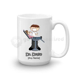 Details About Personalised Gift Dentist Large Mug Dental Nurse Student Graduation Present Idea