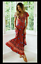Boho-dresses-for-women-Sundress-UK-Ladies-V-Neck-Beach-Maxi-Dress-Holiday-Floral thumbnail 13