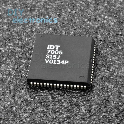 5PCS IDT7005S15J 7005S15J PLCC 68 High-Speed 8K x 8 Dual-port Static RAM nous