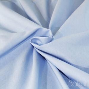 Stoff-Baumwolle-pro-Meter-einfarbig-Papier-von-Zucker-h-280-cm-Polsterung