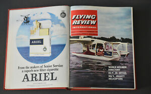 Flying Review International  Volume 21  Sept.65 - Aug.66 12 Issues