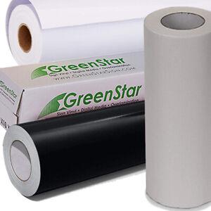 12 x 100yd USCutter Greenstar Layflat Classic Transfer Tape Medium Tack