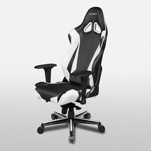 DXRacer Racing series Gaming Chair OH/RV001/NW High Back Computer Chair...