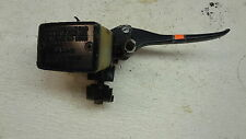 1981 Honda CB650C CB650 Custom H720' right hand brake lever master cylinder