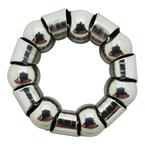 """Bicycle 1//4/"""" x 7 Hub Ball Bearings With Retainer Pack of 4"""
