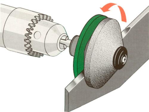 coupe-bordures étendant Garden Tool Sharpener-Idéal Pour Tondeuse à lames HOUES pique