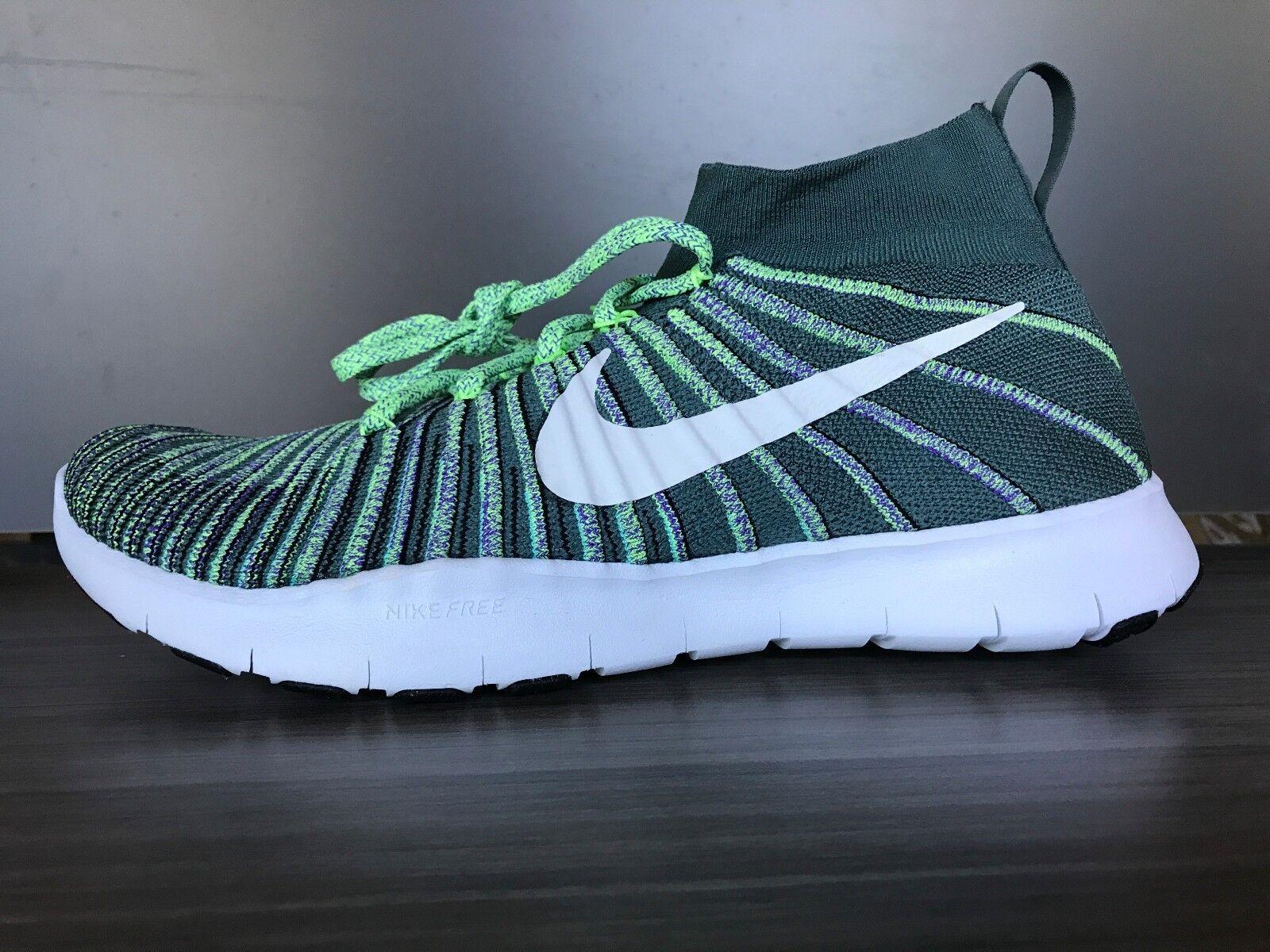 Nike Free tren fuerza Flyknit zapatos comodos modelo marca mas vendido de la marca modelo 31966f