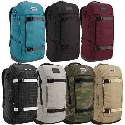 Burton Kilo Rucksack Backpack Schule Freizeit Laptop Tasche grey 13649106079
