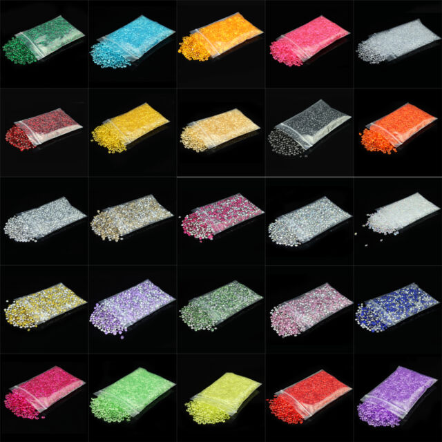 50,000PCS 4.5mm 1/3ct Diamond Table Confetti Decoration Wedding Table Crystals