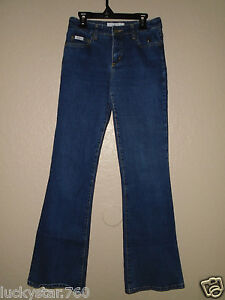 97be261b048 Image is loading Women-039-s-Baby-Phat-Denim-Jeans-Size-