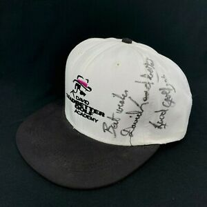 David Leadbetter PGA Golf Academy Autographed Hat Imperial Headwear Made In USA