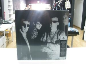 Television Personalities LP Europa The Painted Word 2017 Limitierte Black &