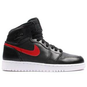 4130dbc92175 Nike Air Jordan 1 Hi BG 705300-012 High Performance BIG KIDS Shoes ...