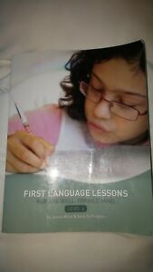 First Language Lessons for the Well-trained Mind Level 4