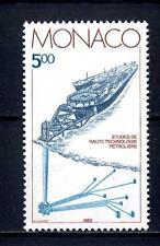 MONACO - 1983 - Attività industriali del principato (I° serie). Studi di alta