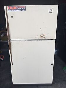 general electric refrigerator and freezer ebay. Black Bedroom Furniture Sets. Home Design Ideas
