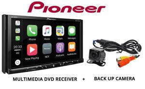 Pioneer-AVH-2300NEX-7-034-DVD-Receiver-Apple-CarPlay-Bluetooth-amp-Backup-Camera