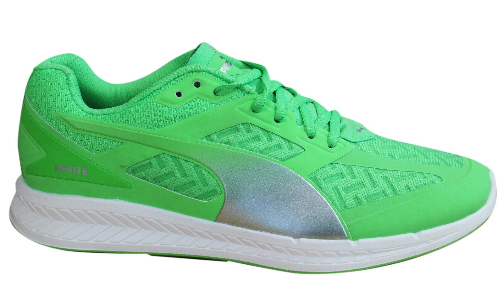 Puma entzünden PowerCool Herren Turnschuhe Laufschuhe Sport green188076 02 D77 D77 D77 83baaf