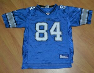 Image is loading Vintage-Detroit-Lions-Tai-Streets-Football-Jersey-Youth- f0f41fe7d