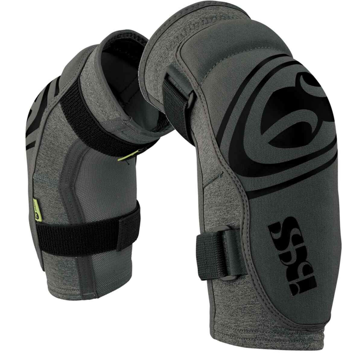 IXS  Flow Evo+ Elbow Pads Guards Grey size S Mountain Bike MTB cycling s board  top brands sell cheap