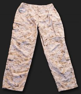US Marine Corps USMC Army MARPAT Desert Digital FROG Combat shirt pants Hose SL Funsport Bekleidung & Schutzausrüstung
