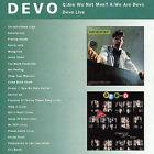 Q: Are We Not Men? A: We Are Devo/DEV-O Live by Devo (CD, May-1993, Emi/Virgin)