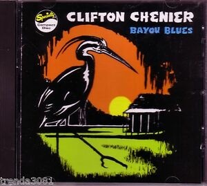 Clifton Chenier - Zodico Blues & Boogie