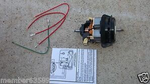 Oreck Upright Vacuum XL100 9100 9200 Series Motor No Fan Part # 09-75505-01