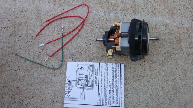 genuine oreck upright vacuumcleaner motor unit xl r0009 097550501 09 rh ebay com