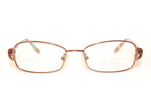 f2cbd3c2c2 Vera Bradley Madison Eyeglass Frames in Totally Turq 53-17-130 Rare ...