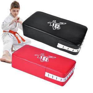 Taekwondo-Kickboxen-Schlagpolster-Schlagkissen-Handpratze-Karate-Pratze-Kick-Pad
