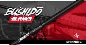 Bushido-039-Spinning-Series-039-Warrior-Rod-Blanks-Inshore-amp-Freshwater