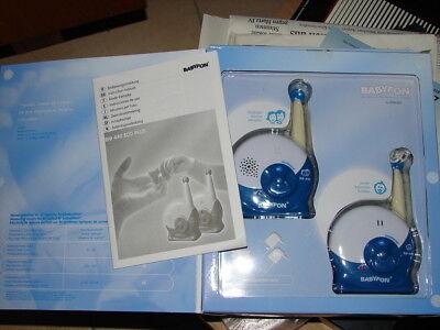 Babyfone Baby Babyfon Vivanco Bm 440 Eco Plus SorgfäLtige FäRbeprozesse
