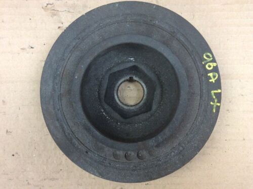 94 95 96 97 Accord Crank Crankshaft Pulley Harmonic Balancer Used OEM