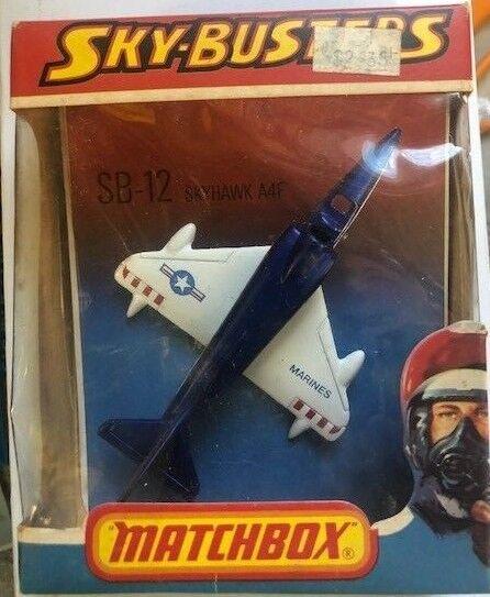 Matchbox SKY - BUSTER SB-12 Skyhawk A4F 1977