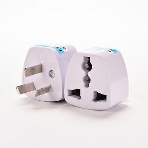 US-EU-Universal-nach-Australien-3Pin-Stecker-AC-Power-Adapter-Travel-Convert-HO