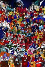 G1 Transformers 86 Autobots Decepticons Optimus Prime Megatron BUY 1 GET 1 FREE!