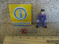 Fisher Price Imaginext Dc Batman Blind Bag Series 1 Joker Pipe Wrench Part Toy