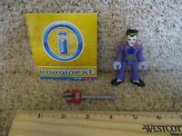Fisher Price Imaginext Dc Batman Blind Bag Series 1 Joker Pipe Wrench Part Toy