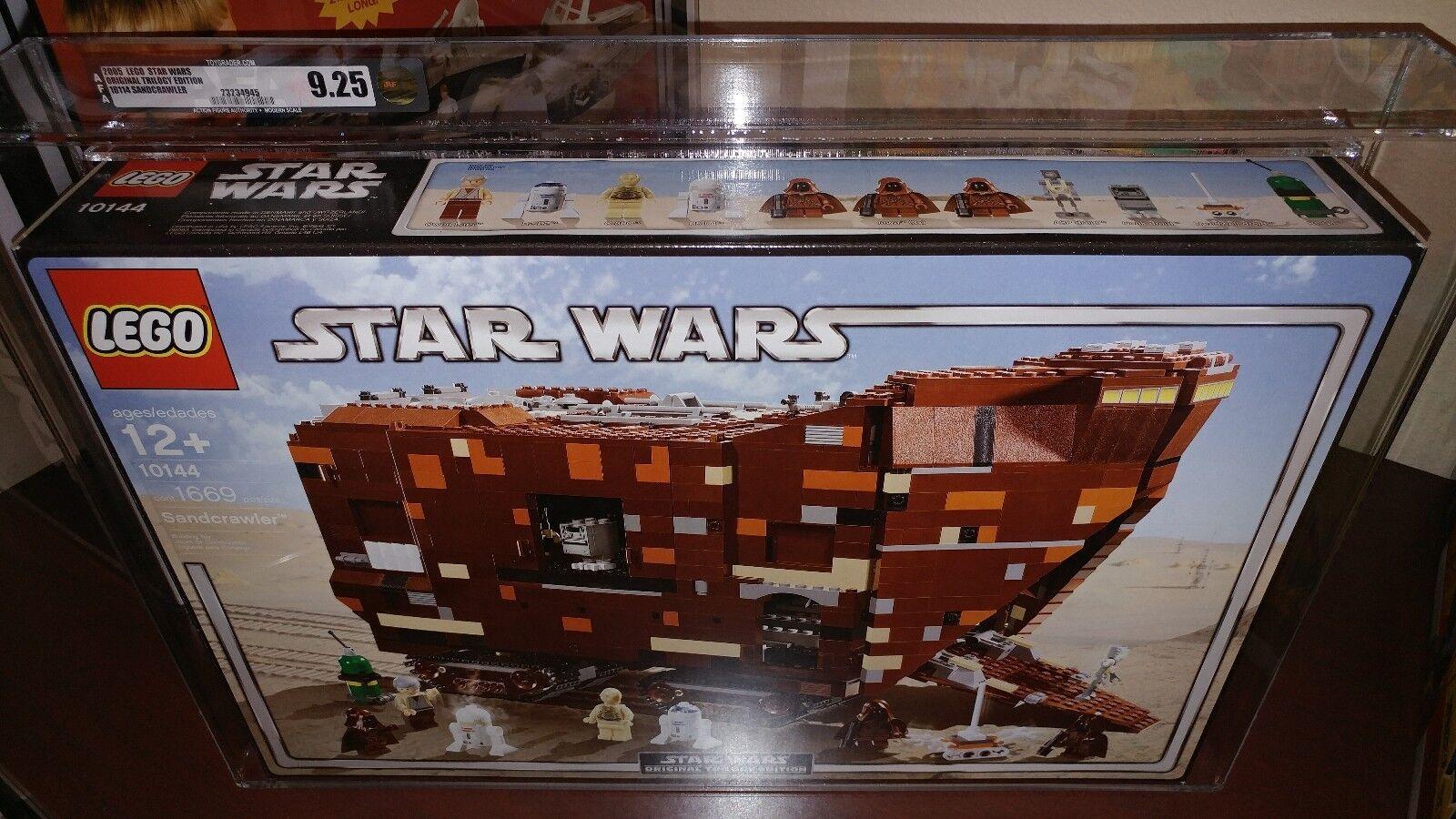 Lego Star Wars Sandcrawler  1669  AFA 9.25