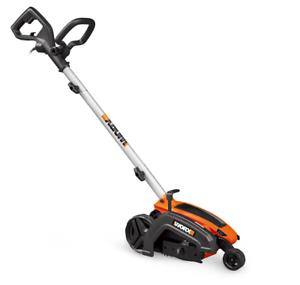 yard WORX WG896 12 Amp 2-in-1 Electric Lawn Edger weeder 7.5-Inch gardening